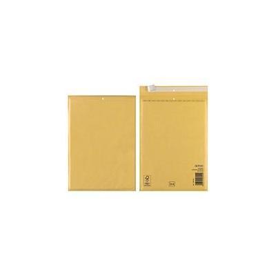 Herlitz papieren zak: air bubble bag D p&s bw FSC Mix 3 pcs. - Bruin