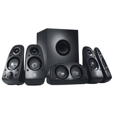 Logitech luidspreker set: Z506 - Zwart