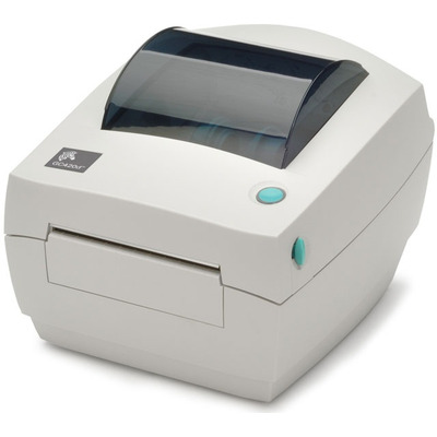 Zebra labelprinter: GC420d - Wit