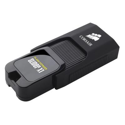 Corsair Voyager Slider X1 16GB USB flash drive - Zwart