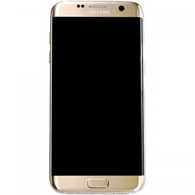 Samsung mobile phone spare part: G935F Galaxy S7 Edge LCD Display Module - Goud