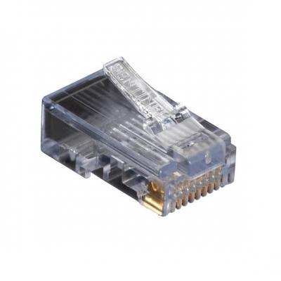 Black Box RJ-45 Modular Connector kabel connector - Transparant