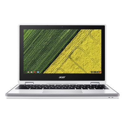 "Acer Chromebook Spin 11 CP511-1H-C4GY 11,6"" Celeron N 4GB RAM 32GB eMMC - QWERTY Laptop - Zilver"