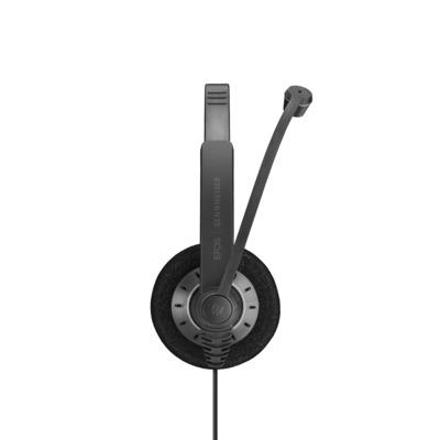EPOS   SENNHEISER SC 30 Headset - Zwart, Zilver