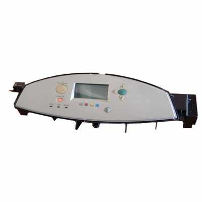 Hp printing equipment spare part: Control panel assembly - Control buttons and display located on top front of printer .....
