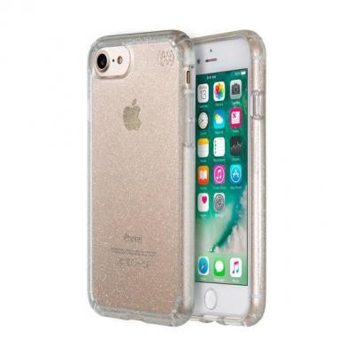 Speck mobile phone case: Presidio - Goud, Transparant