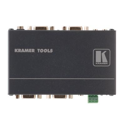 Kramer Electronics Kramer VP-211K Switcher Video splitter - Zwart