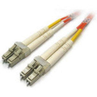 Atto Cable, LC - LC, 3 m Fiber optic kabel - Geel
