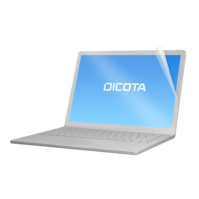 Dicota Anti-Glare filter 3H for MacBook Pro 16 retina (2019), self-adhesive Laptop accessoire - Transparant
