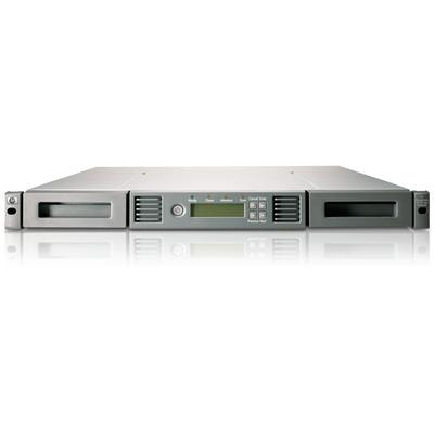 Hewlett Packard Enterprise StoreEver 1/8 G2 LTO-6 Ultrium 6250 SAS Tape autoader
