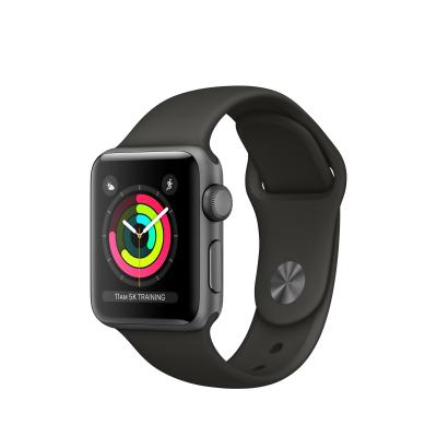 Apple smartwatch: Watch Series 3 Space Grey Aluminium 38mm
