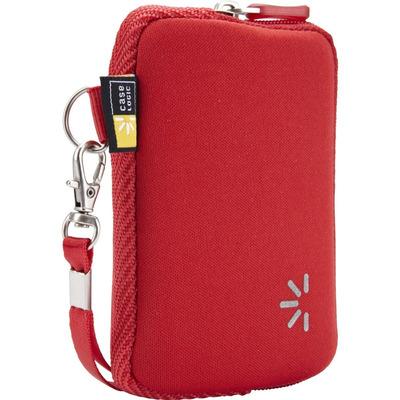 Case Logic , Universeel Neopreen Pocket Screen Protectie Compact (Rood) Cameratas