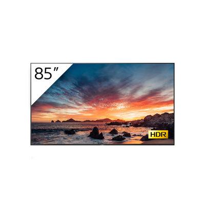 """Sony 85"""", QFHD, 3840 x 2160, LCD VA, 560 cd/m², 4000:1, 6 ms, DVB-T/T2, DVB-C, DVB-S/S2, Wi-Fi, HDCP, RF, IF, ....."""
