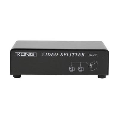 König video splitter: VGA, 1600 x 1200, 150MHz - Zwart