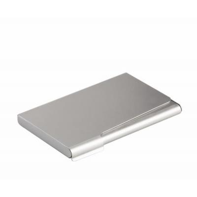 Durable visitekaarthouder: Aluminium Doosje Voor Visitekaarten