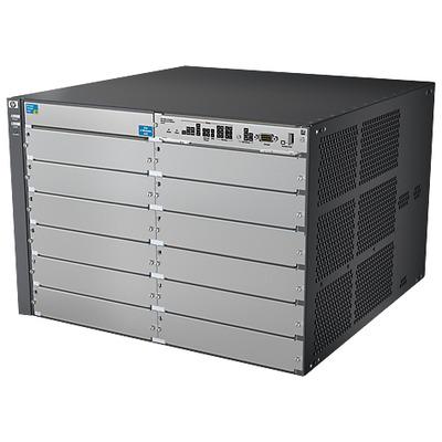 Hewlett Packard Enterprise 5412 zl Switch - Grijs