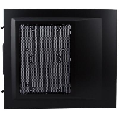 Corsair Carbide 500R Case - Left Side Panel (Metallic grey, side panel, left, with fan holes for 120mm and 140mm .....