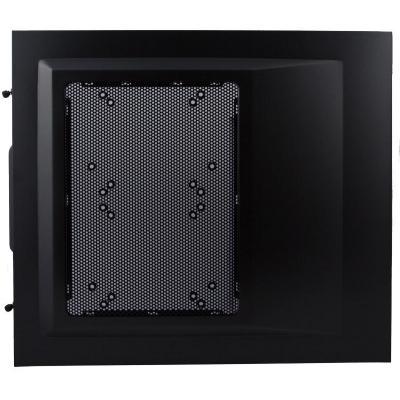 Corsair Computerkast onderdeel: Carbide 500R Case - Left Side Panel (Metallic grey, side panel, left, with fan holes .....