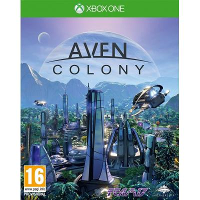 Koch media game: Aven Colony  Xbox One