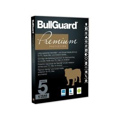 Bullguard software: Premium Protection