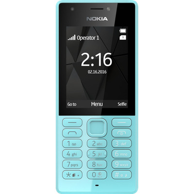 Nokia mobiele telefoon: 216 - Blauw