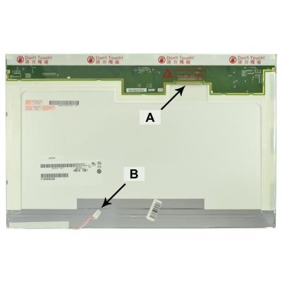 2-power notebook reserve-onderdeel: 17.1 WXGA+ 1440x900 CCFL1 Glossy Screen - replaces B170PW06.W.2