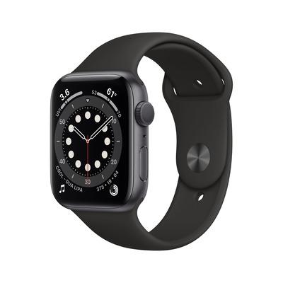 Apple Watch Series 6 44mm 32GB aluminium Black Space Gray Smartwatch
