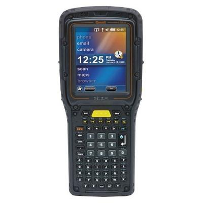Zebra PDA: Omnii XT15 - Zwart