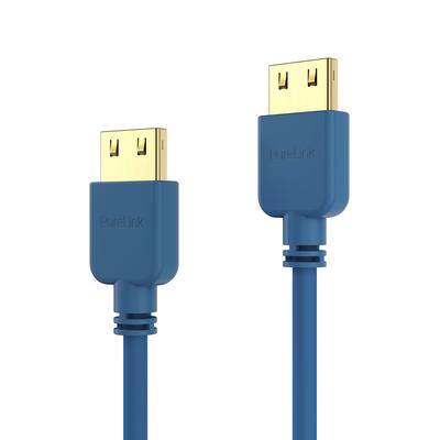 PureLink PI0502-005 HDMI kabel - Blauw