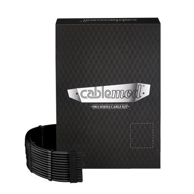 Cablemod C-Series PRO ModMesh Cable Kit for Corsair RMi/RMx/RM - Zwart