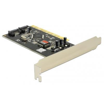 Delock controller: Controller SATA, 2 port w/ Raid