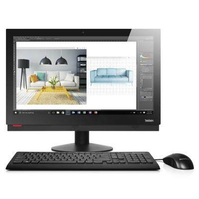 Lenovo all-in-one pc: ThinkCentre M910z - Zwart