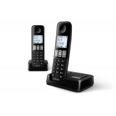 Philips D2352B/22 dect telefoon