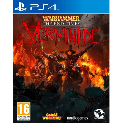 Nordic games game: Warhammer: End Times, Vermintide  PS4