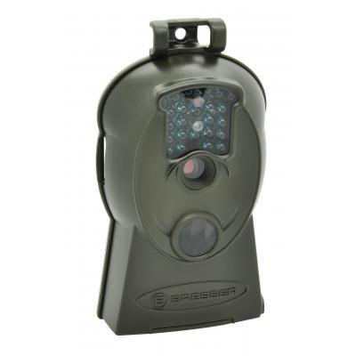 Bresser optics : 10 MP, 1280x720px, 89x36x146mm, 336g, Green - Groen