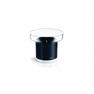 Netatmo regenmeter: 100m, 2xAAA, 0.2 mm/h-150 mm/h, 1 mm/h - Zwart, Zilver
