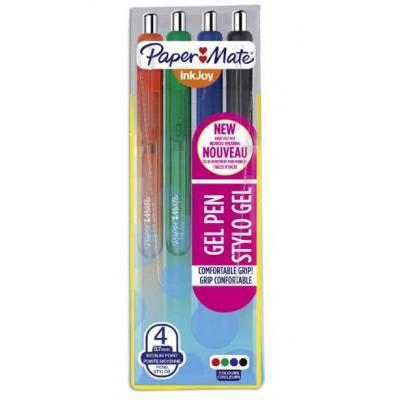 Papermate gelpen: InkJoy Gel - Multi kleuren
