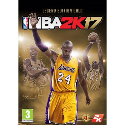 2k game: NBA17 Legend Edition Gold PC