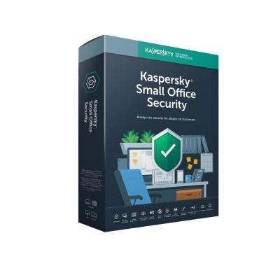 Kaspersky Lab Kaspersky Small Office Security 6 software