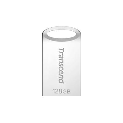 Transcend JetFlash 710 USB flash drive - Zilver