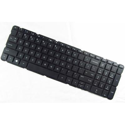 Hp notebook reserve-onderdeel: KEYBOARD ISK STD TP BLACK ARAB  - Zwart