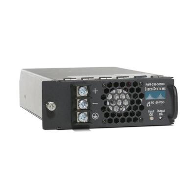 Cisco PWR-C49-300DC= Switchcompnent - Zwart, Grijs
