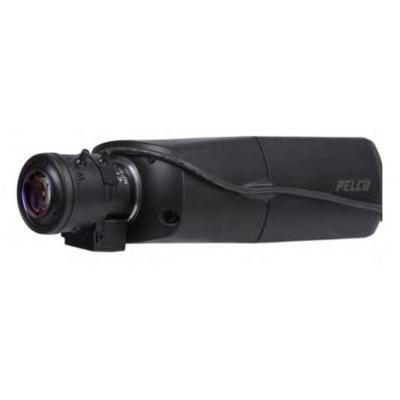 Pelco 1/2.8 inches, 2 MPx, 1920 x 1080, SNR >60 dB, black Beveiligingscamera - Zwart