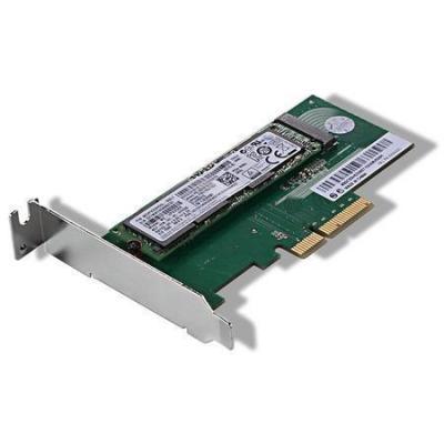 Lenovo interfaceadapter: ThinkStation M.2.SSD Adapter-low profile