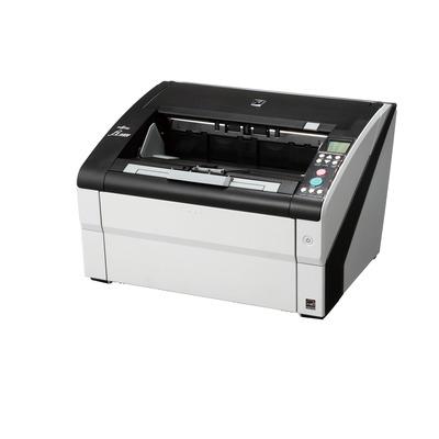 Fujitsu fi-6400 Scanner - Zwart, Wit