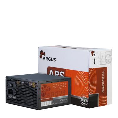 Inter-Tech Argus APS Power supply unit - Zwart