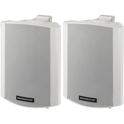 Monacor MKA-60SET/WS Speakers