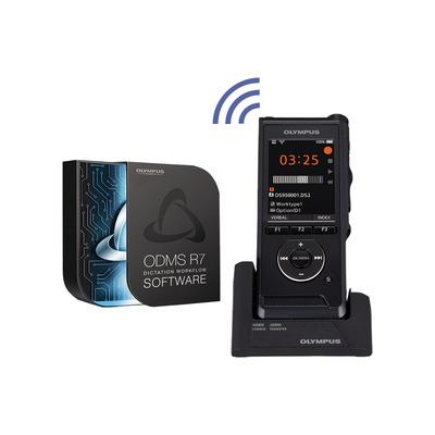 Olympus DS‑9500 Voice recorder - Zwart