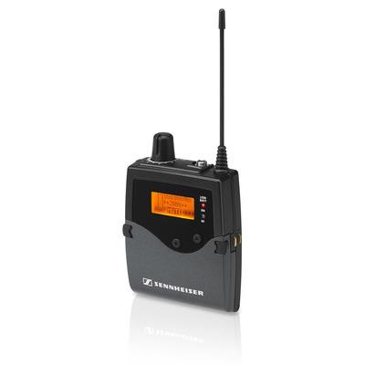 Sennheiser 503867 Draadloze microfoonontvangers