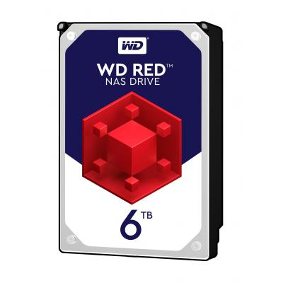 Western Digital interne harde schijf: Red 6TB